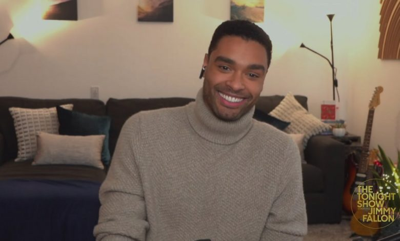 'Bridgerton' Star Regé-Jean Page Changes His Name in 'Saturday Night Live' Teaser