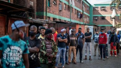 Around half the South African population may have had COVID-19, serosurvey indicates
