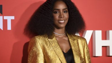 For Kelly Rowland, Good Things Come in Threes