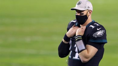Eagles not happy with Carson Wentz trade