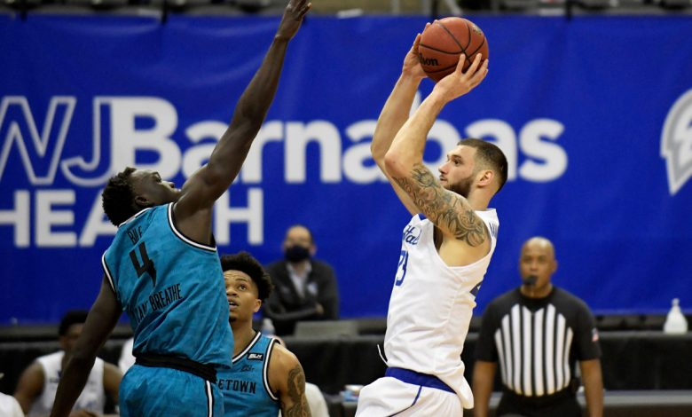 Seton Hall outplayed by Georgetown in big NCAA Tournament blow