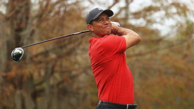 Tiger Woods sounds very doubtful for the Masters