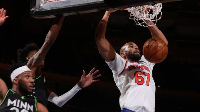 Taj Gibson saves day for Knicks with clutch defensive play