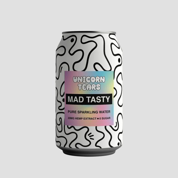 STYLECASTER | Best CBD Drinks | Mad Tasty
