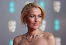 Gillian Anderson to play Eleanor Roosevelt in new series 'The First Lady'