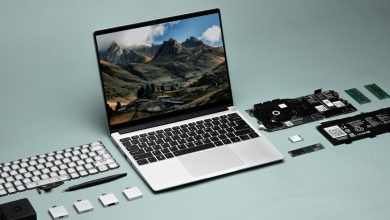 The Framework Laptop is an upgradable, customizable 13-inch notebook coming this spring