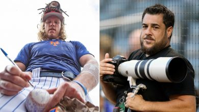 Noah Syndergaard honors late Post photographer Anthony Causi on Mets photo day