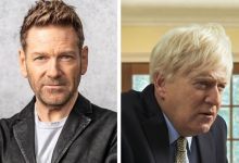 First look at Kenneth Branagh as Boris Johnson in new Skyseries This Sceptred Isle