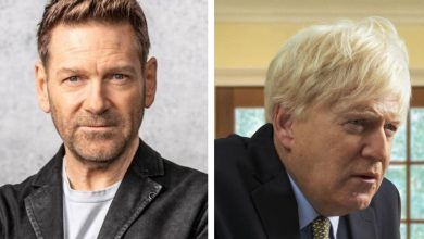 First look at Kenneth Branagh as Boris Johnson in new Sky series This Sceptred Isle