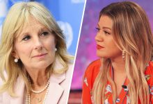 Jill Biden Talks to Kelly Clarkson About Divorce: 'Over Time, You Heal'