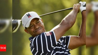 Tiger Woods transferred to Los Angeles hospital for further treatment | Golf News - Times of India