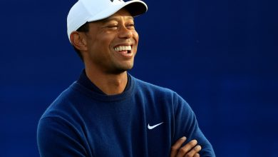 Here's how Tiger Woods is doing days after his terrifying car crash