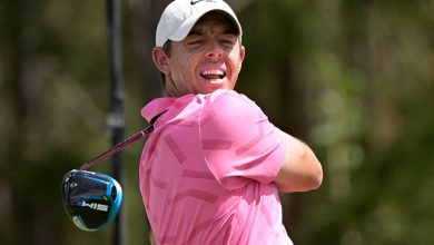 Rory McIlroy, Justin Thomas to wear red Sunday in honor of Tiger Woods