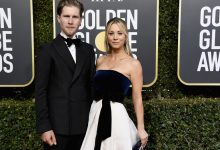 Kaley Cuoco Gets Emotional as Husband Karl Cook Surprises Her Before 2021 Golden Globes