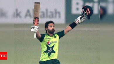 1st T20I: Rizwan's hundred helps Pakistan outlast South Africa | Cricket News - Times of India