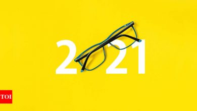 2021: The year of breaking conventional barriers of fashion - Times of India