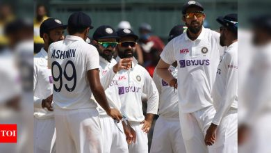 2nd Test: India jump to second spot in WTC rankings after big win over England | Cricket News - Times of India