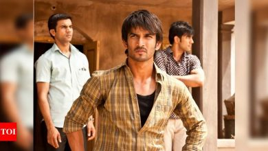 8 years of 'Kai Po Che!': Abhishek Kapoor shares an emotional BTS video of Sushant Singh Rajput, Amit Sadh and Rajkummar Rao, calls them 'brothers for life' - Times of India