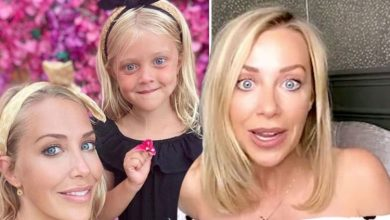 A Place In The Sun's Laura denies being pushy mum as daughter, 5, accepted by 'top agent