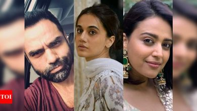 Abhay Deol praises Taapsee Pannu, Swara Bhasker for their comment on farmers' protest, says 'you'll should be in Rihanna's next video' - Times of India