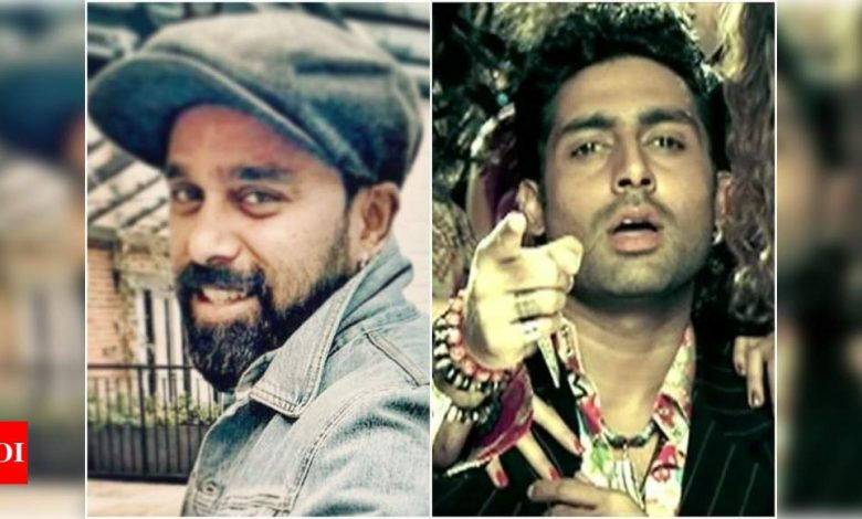 Abhishek Bachchan has natural swag that we should tap into, says choreographer-director Bosco Martis - Times of India
