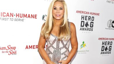 RHOBH Alum Adrienne Maloof Reveals Why She Joined the Show and Looks Back on Russell Armstrong