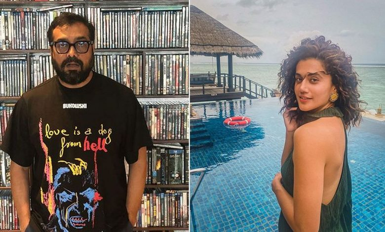 After Manmarziyaan, Taapsee Pannu & Anurag Kashyap To Collaborate For
