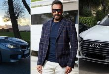 From Audi Q7 To BMW Z4: Here Are Ajay Devgn