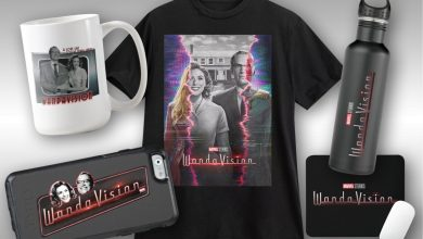 All the best 'WandaVision' merch the internet has to offer