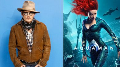 Amber Heard Fired From Aquaman 2? Reports Claim Contract Breach As A Reason