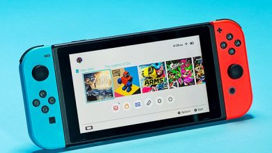 Android 10 comes to the Nintendo Switch