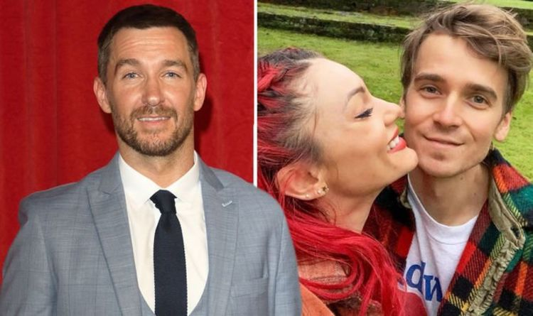 Anthony Quinlan talks 'finding the one' as ex Dianne Buswell takes new step with Joe Sugg