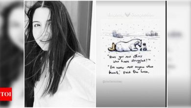 Anushka Sharma shares a heart-touching post about empathy and compassion - Times of India