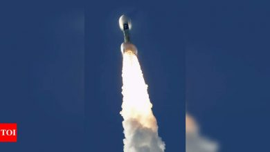 Arab spacecraft closes in on Mars on historic flight - Times of India