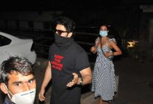 Arjun Kapoor and Malaika Arora arrive together at Kareena Kapoor Khan's house in the city - Times of India