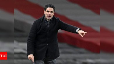 Arsenal still have unfinished transfer business on deadline day: Arteta | Football News - Times of India