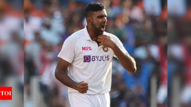 Ashwin fourth Indian to take 400 Test wickets, sixth spinner worldwide   Cricket News - Times of India