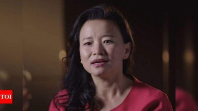 Australia says reporter held in China for 'supplying state secrets' - Times of India