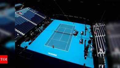Australian Open to continue without fans despite lockdown | Tennis News - Times of India