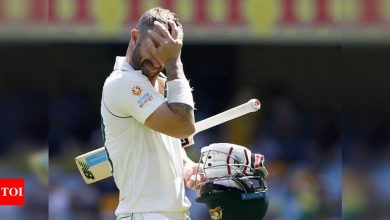 Australia's Matthew Wade rues missed opportunities after Test omission | Cricket News - Times of India
