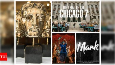 BAFTA 2021: 'Da 5 Bloods', 'Sound of Metal', 'The Trial of the Chicago 7', 'Mank' and other films in the running for nominations - Times of India