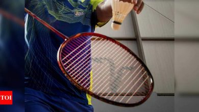 Badminton:  Olympic qualification period for badminton extended till June 15 | Badminton News - Times of India