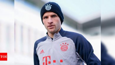 Bayern's Thomas Mueller tests positive for Covid-19: Reports | Football News - Times of India