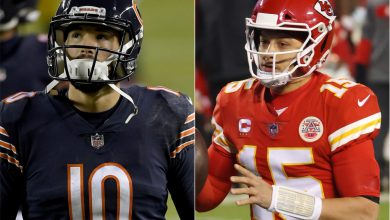 Bears take biggest hit of teams who passed on Patrick Mahomes