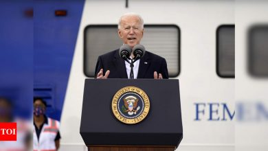 Biden: Strikes in Syria sent warning to Iran to 'be careful' - Times of India