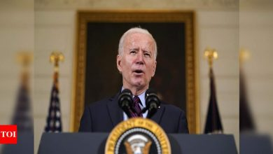 Biden administration moves to rejoin UN Human Rights Council - Times of India