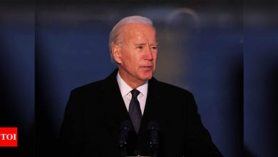 Biden officials snub Salvadoran leader in DC trip - Times of India