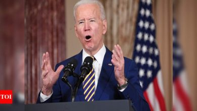 Biden says Xi doesn't have a 'democratic bone in his body' - Times of India