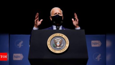 Biden's attempt to resurrect Iran nuke deal off to bumpy start - Times of India