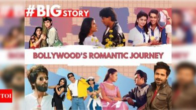#BigStory! Charting the evolution of love in Hindi cinema with its leading ladies, writers, and filmmakers - Times of India